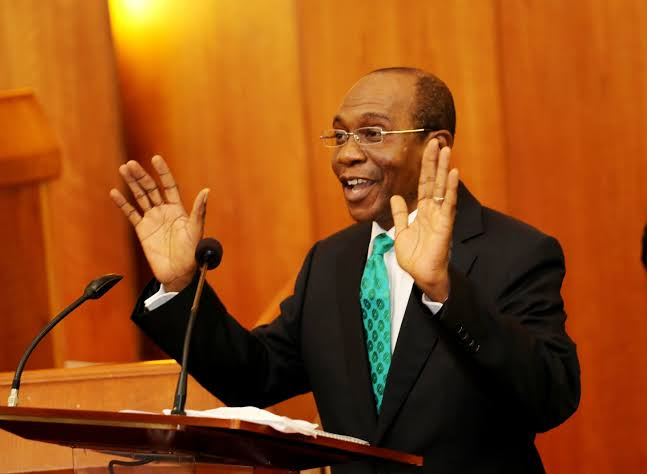 """""""We're Expecting 12 Fighter Jets To Help Us Tackle Insecurity"""" - CBN Governor, Emefiele 1"""