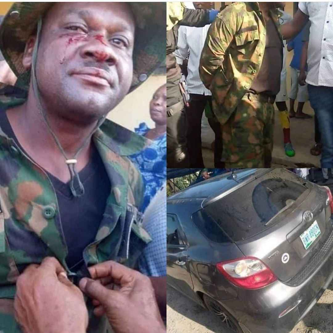 Soldier Arrested For Allegedly Killing A Businessman Who Gave Him A Lift In Akwa Ibom 4