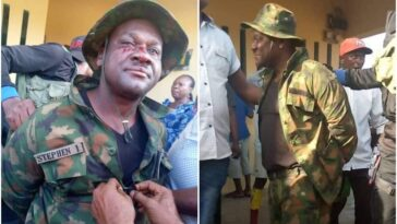 Soldier Arrested For Allegedly Killing A Businessman Who Gave Him A Lift In Akwa Ibom 3