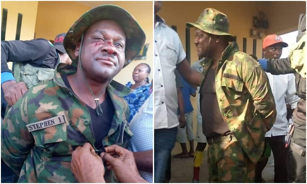 Soldier Arrested For Allegedly Killing A Businessman Who Gave Him A Lift In Akwa Ibom 1