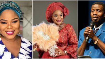 Actress Funke Etti Reveals How Pastor Adeboye Made Her Dump Islam For Christianity 7