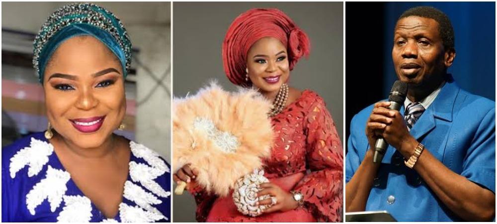 Actress Funke Etti Reveals How Pastor Adeboye Made Her Dump Islam For Christianity 1