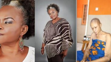 Nollywood Actress, Ify Onwuemene Dies After Long Battle With Cancer 3