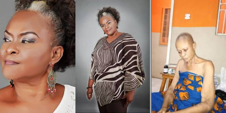 Nollywood Actress, Ify Onwuemene Dies After Long Battle With Cancer 1
