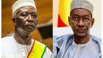 BREAKING: Mali President And Prime Minister Resigns After They Were Arrested By Military 3