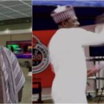 Ordinary President, Ahmad Isah Caught In Another Assault Video Slapping A Young Man 28