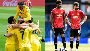 Villarreal Beats Manchester United 11-10 On Penalties To Win Europa League [Video] 11