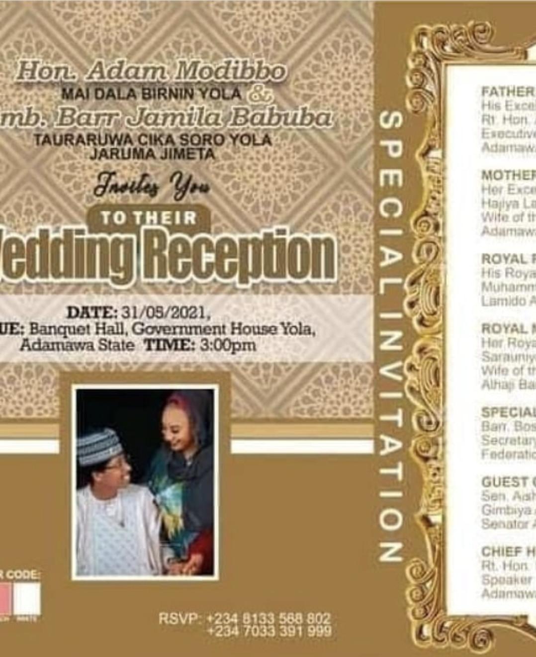 45-Year-Old Female Politician, Jamila Babuba Marries 23-Year-Old Man In Adamawa [Photos] 6