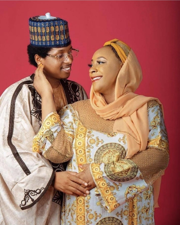 45-Year-Old Female Politician, Jamila Babuba Marries 23-Year-Old Man In Adamawa [Photos] 3