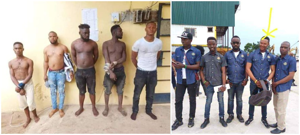 Man Who Travelled To Owerri For Father-In-Law's Burial, Arrested & Paraded As Unknown Gunmen 1