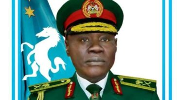 President Buhari Appoints Farouk Yahaya As Chief Of Army Staff To Replace Late Attahiru 2