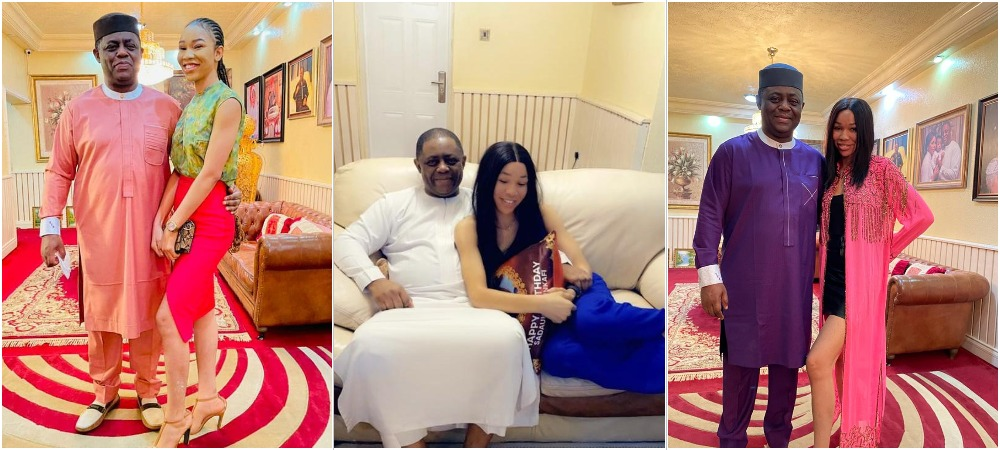 Fani-Kayode Now Dating Ex-Beauty Queen, Chika Nerita After Separation From 4th Wife [Photos] 1