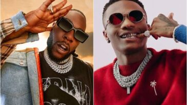 Wizkid And Burna Boy Nominated For 'Best International Act' At BET Awards [Full Nominees] 3