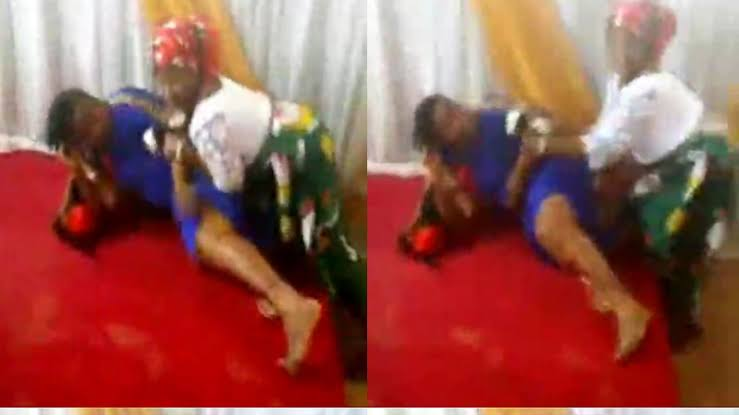 Drama As Pastor's Wife Fights Dirty With Two Women Inside Church In Abia [Video] 1