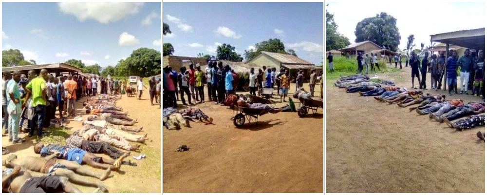 Outrage As Suspected Fulani Herdsmen Kills 36 People In Benue 1