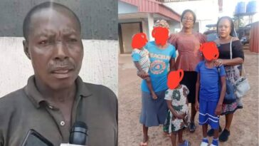 48-Year-Old Man Arrested For Allegedly Defiling His 3 Underaged Daughters In Anambra 4