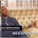 Minister Of Transport, Rotimi Amaechi Releases Gospel Song Featuring His Wife, Judith [Video] 27