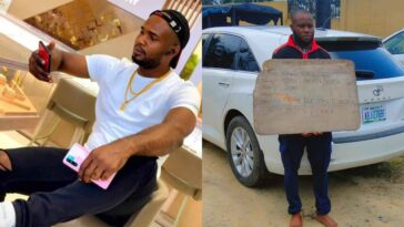 Nigerian Man Who Returned From Abroad, Killed And Robbed By Security Guard He Hired 9