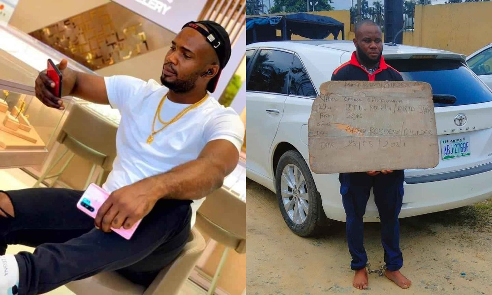 Nigerian Man Who Returned From Abroad, Killed And Robbed By Security Guard He Hired 1