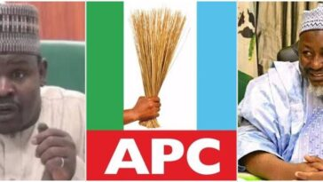 APC Suspends Jigawa Lawmaker For 'Insulting' Governor Muhammad Badaru On Facebook 1