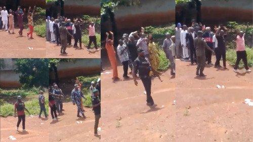 Army, Police Invade Enugu Church, Arrest 50 Members Over Alleged IPOB Membership [Video] 1