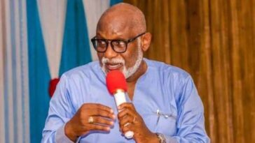 Ahmed Gulak's Murder Meant To Instigate North Against South-East - Governor Akeredolu 6
