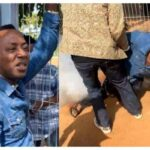 Ex-Presidential Candidate, Omoyele Sowore Shot By Police During Protest In Abuja [Video] 27