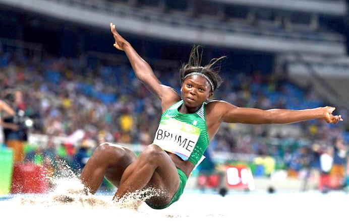 Nigeria's Ese Brume Breaks Chioma Ajunwa's 25-Year Women's Long Jump Record [Video] 1