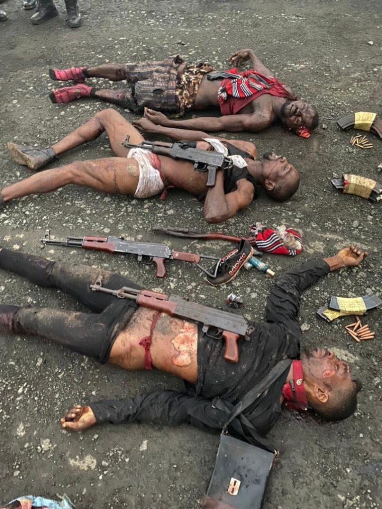 We Have Killed Six IPOB, ESN Members Who Murdered Ahmed Gulak In Owerri - Police 2
