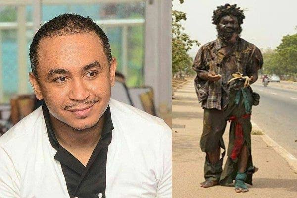 Daddy Freeze Replies Man Who Challenged Him To Heal Mad Man In Lucifer's Name 1