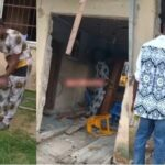 Children Destroy Their Late Father's Wife's Shop For Refusing To Remarry From The Family [Video] 28