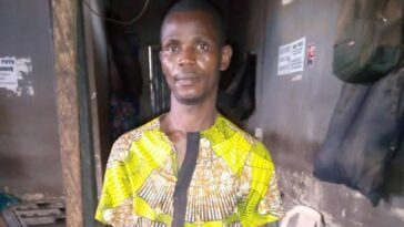 Man Arrested For Assaulting And Rαping A Woman Who Was Looking For A Shop In Ogun 6