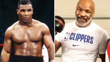 Mike Tyson Had Sεx With Prison Official To Reduce His 6-Year Jail Term For Rαpe [Video] 1