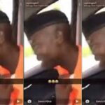 Nigerian Policeman Begs For His Life After Entering A Drifter's Car Without Any Offence [Video] 27