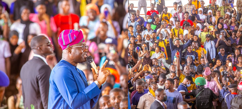 Oyo Governor Seyi Makinde Slashes LAUTECH's Tuition Fees By 25% For All Students 1