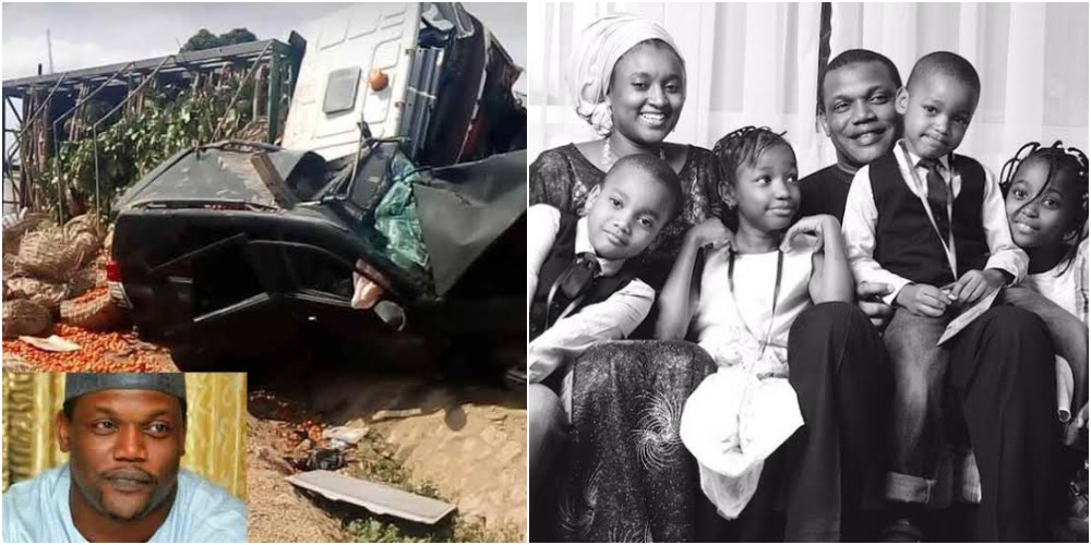 Three Soldiers Killed In Fatal Car Accident Involving Ibrahim Babangida's Son And His Family 1