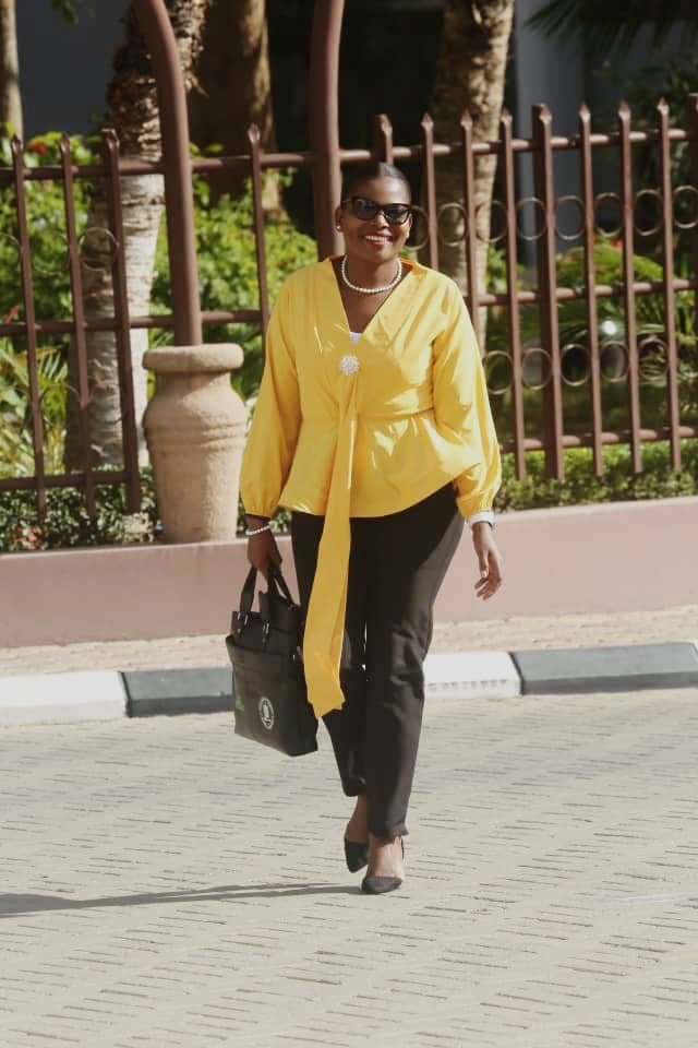 Tanzania Female Lawmaker Thrown Out From Parliament For Wearing Tight Trousers [Photos] 5