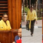 Tanzania Female Lawmaker Thrown Out From Parliament For Wearing Tight Trousers [Photos] 6