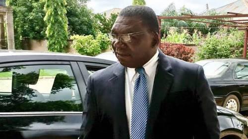 Gunmen Kills Governor Ortom's Security Aide, Christopher Dega In Jos 1