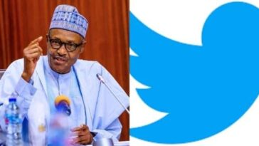 Nigerian Government Reacts As Twitter Deletes President Buhari's Tweet For Violating Rules 6