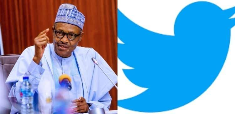 Nigerian Government Reacts As Twitter Deletes President Buhari's Tweet For Violating Rules 1