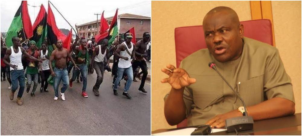 """""""Don't Deceive Yourself With 'Juju', We Will Blow Your head Off"""" - Wike Threatens IPOB [Video] 1"""