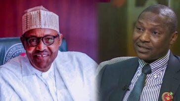 AGF Malami Asks President Buhari To Suspend Nigerian Constitution, Declare Martial Law 4