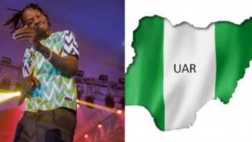 """""""I'll Sing New National Anthem For UAR"""" - Naira Marley Reacts To Proposed Nigeria Name Change 10"""