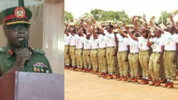 NYSC DG, Shuaibu Ibrahim Says Corps Members Can Be Mobilized For War In Nigeria 2