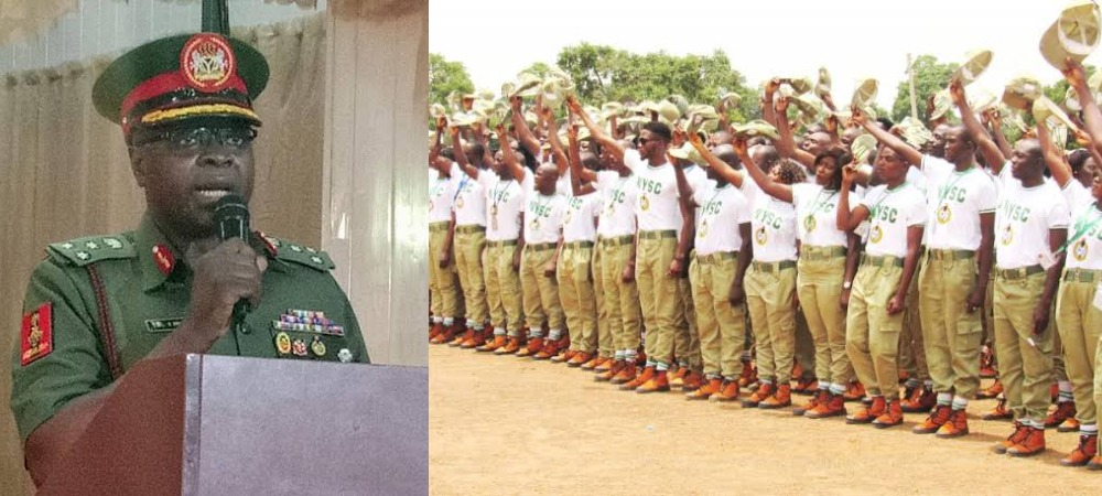 NYSC DG, Shuaibu Ibrahim Says Corps Members Can Be Mobilized For War In Nigeria 1