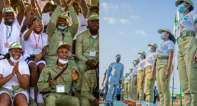 Seyi Makinde Increases NYSC Corps Members Allowance From N5,000 To N15,000 In Oyo 1