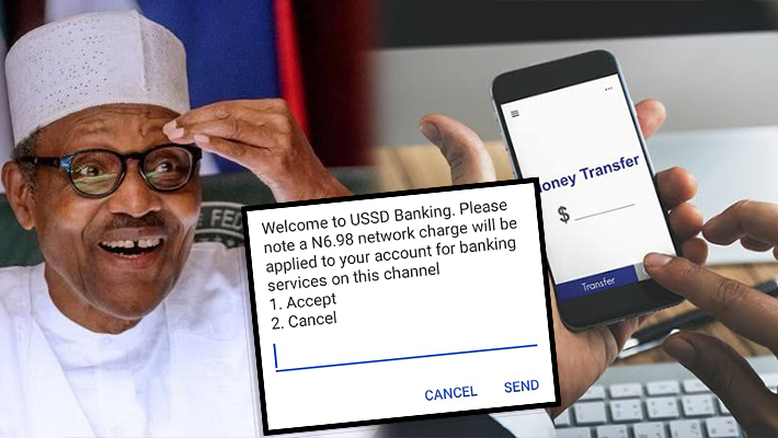 Banks Now Charging Nigerians Compulsory N6.98 For Every USSD Transaction 1