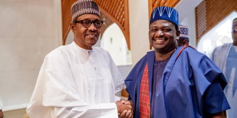 Nigerians Need A Bully Like Buhari To Knock Sense Into Their Heads - Femi Adesina 1