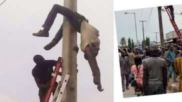 PHCN Staff Electrocuted To Death While Disconnecting Electricity In Lagos [Video] 9
